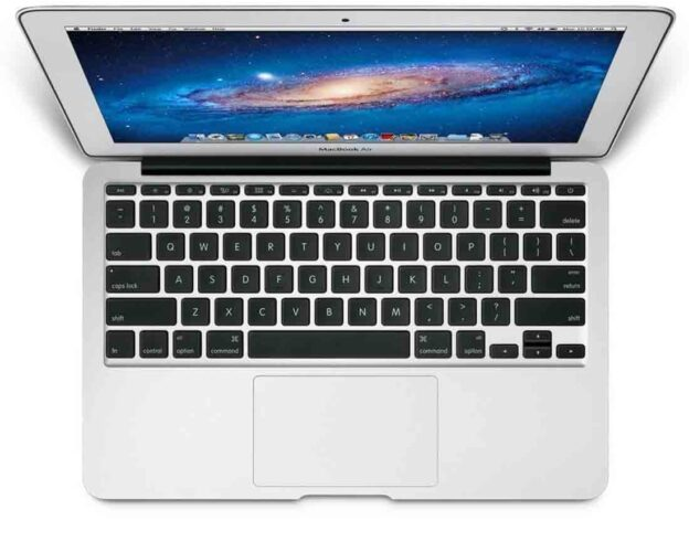 Apple MacBook Air 256GB Silver Dubai Online Shop