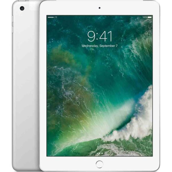 Apple iPad Air 2 Wi-Fi and Cellular 128GB - Silver MGWM2B/A Buy Online at a Cheap Price in Dubai