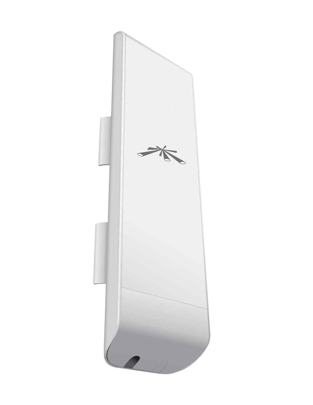 Ubiquiti NanoStation M5 NSM5 5 GHz frequency, 150+ Mbps throughput, 15+ km range