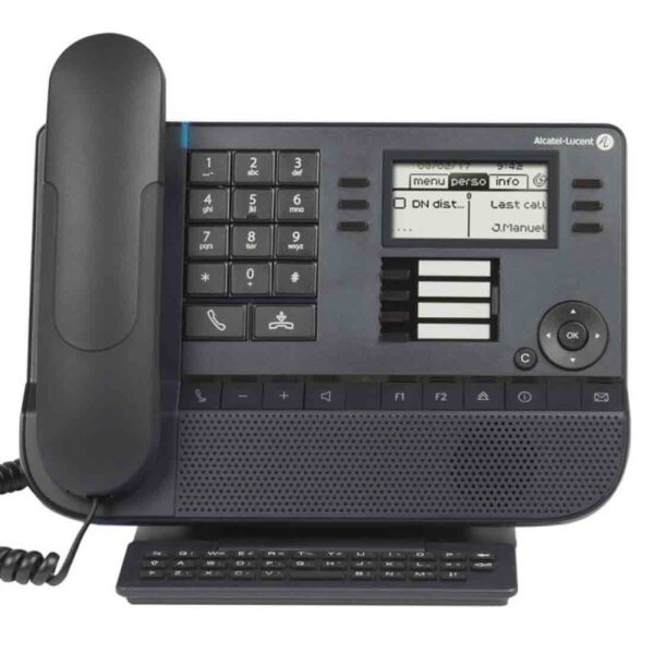 Alcatel Lucent 8028s IP Premium Desk Phone at a Cheap Price in Dubai UAE