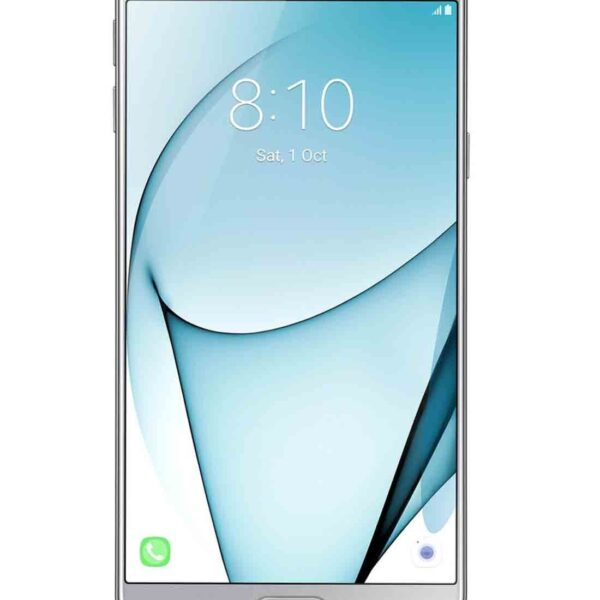 Samsung Galaxy A8 SM-A810F/DS Silver at a Cheap Price and Free Delivery in Dubai UAE