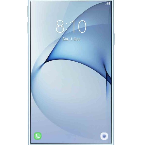 Samsung Galaxy A8 SM-A810F/DS Blue at a cheap price and free delivery in Dubai