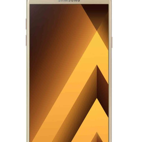 Samsung Galaxy A7 SM-A720F/DS Gold at a cheap price and free delivery in Dubai UAE