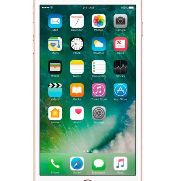Apple iPhone 7 Plus 128GB Rose Gold MN4C2LL/A at a cheap price and free delivery in Dubai UAE