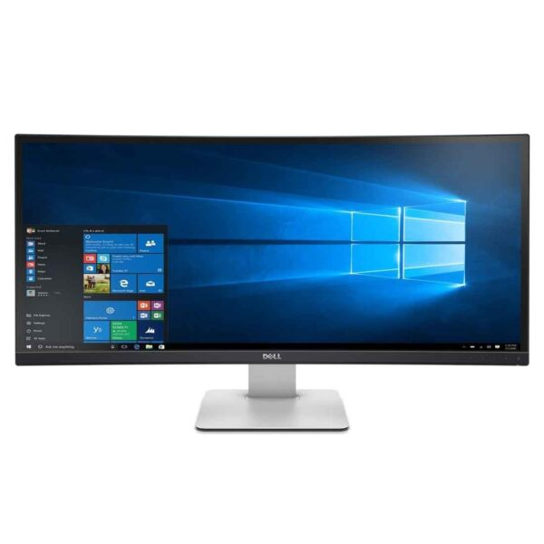 Dell UltraSharp 34 Monitor U3415W at the cheapest price and fast free delivery in Dubai UAE