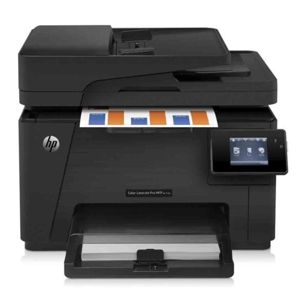 HP Color LaserJet Pro MFP M177fw (CZ165A) at a cheap price and free delivery in Dubai