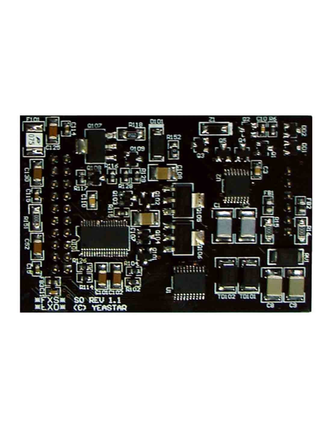 Yeastar SO 1-FXS/1-FXO Module at an affordable Price in Dubai Online Store