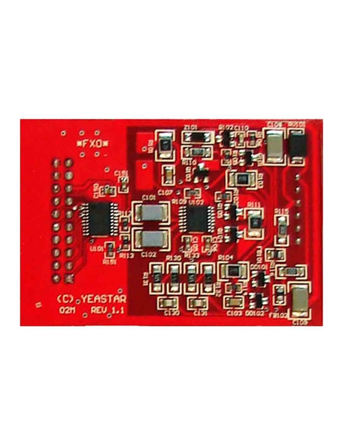 Yeastar O2 Module (2 FXO Ports) YST-O2 at a cheap price and free delivery in Dubai UAE