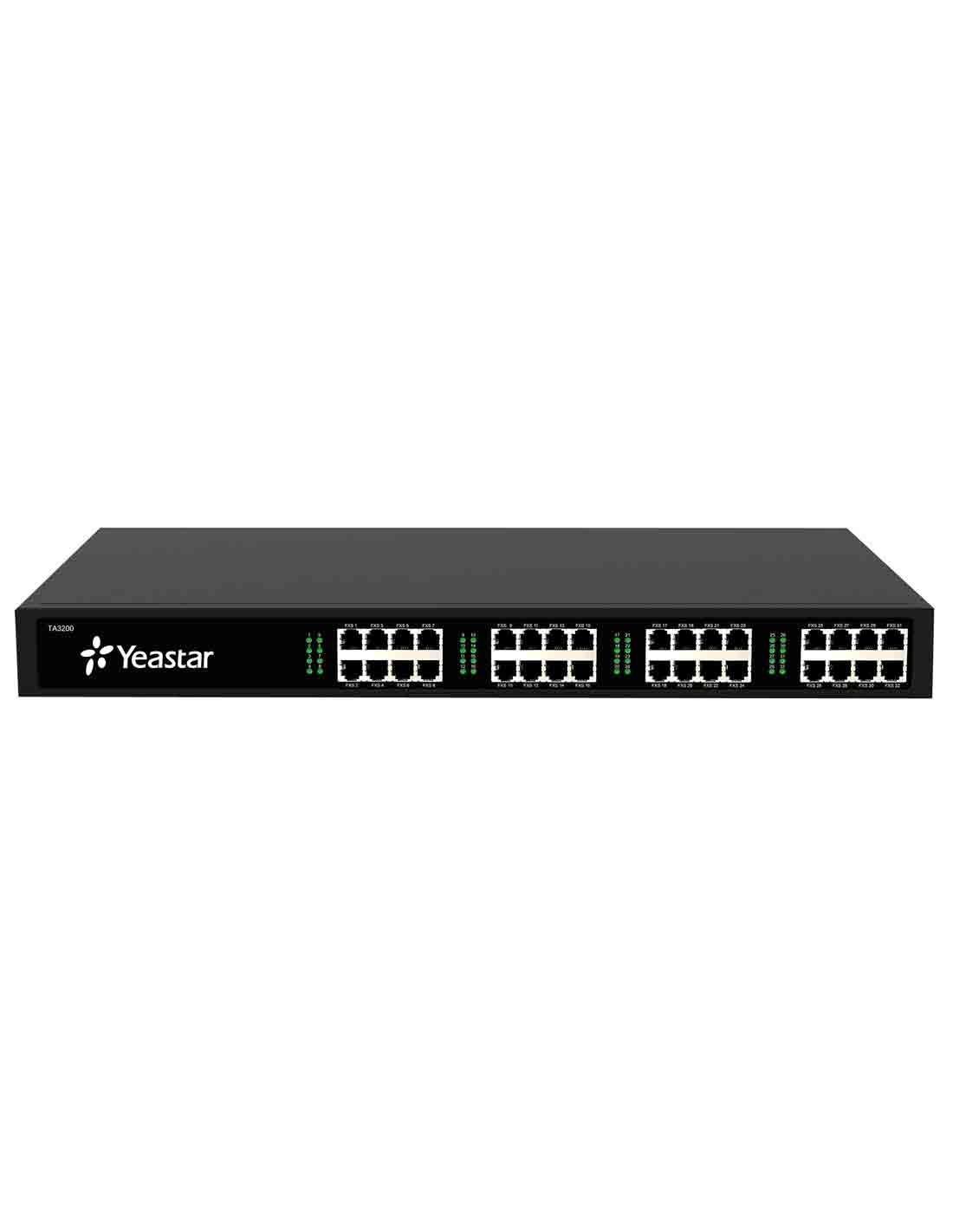 Yeastar TA3200 FXS VoIP Gateway Dubai Online Store