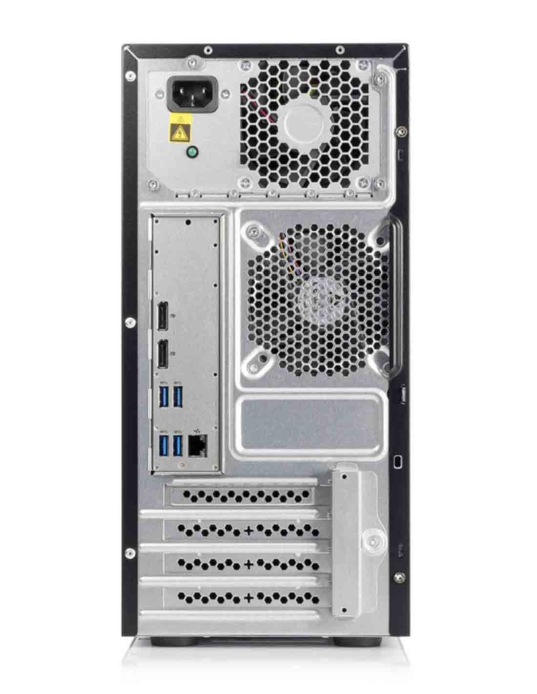 HP ProLiant ML10 Gen9 E3-1225v5 Server is Powerful and Secure
