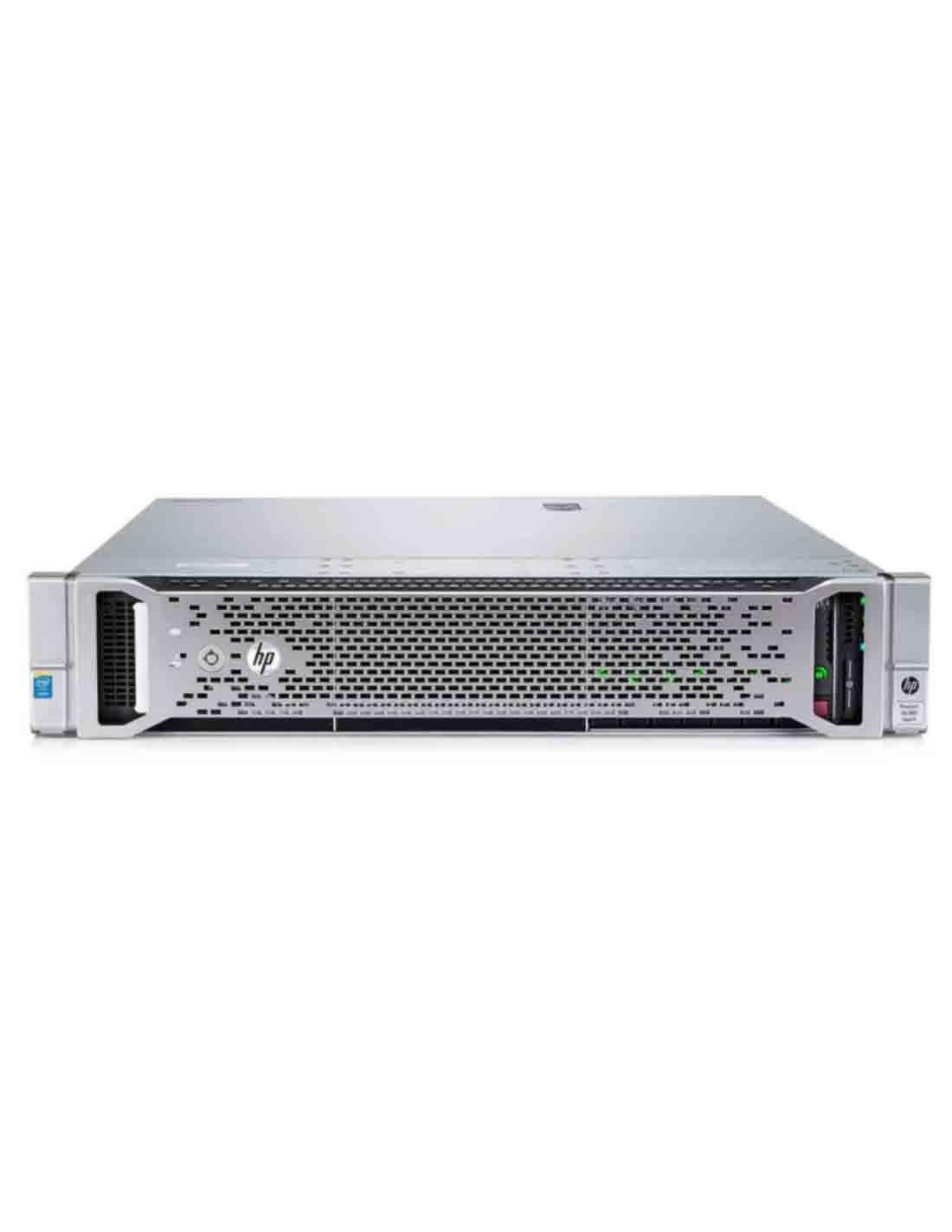 HP ProLiant DL380 Gen9 E5-2630v3 Server is productive