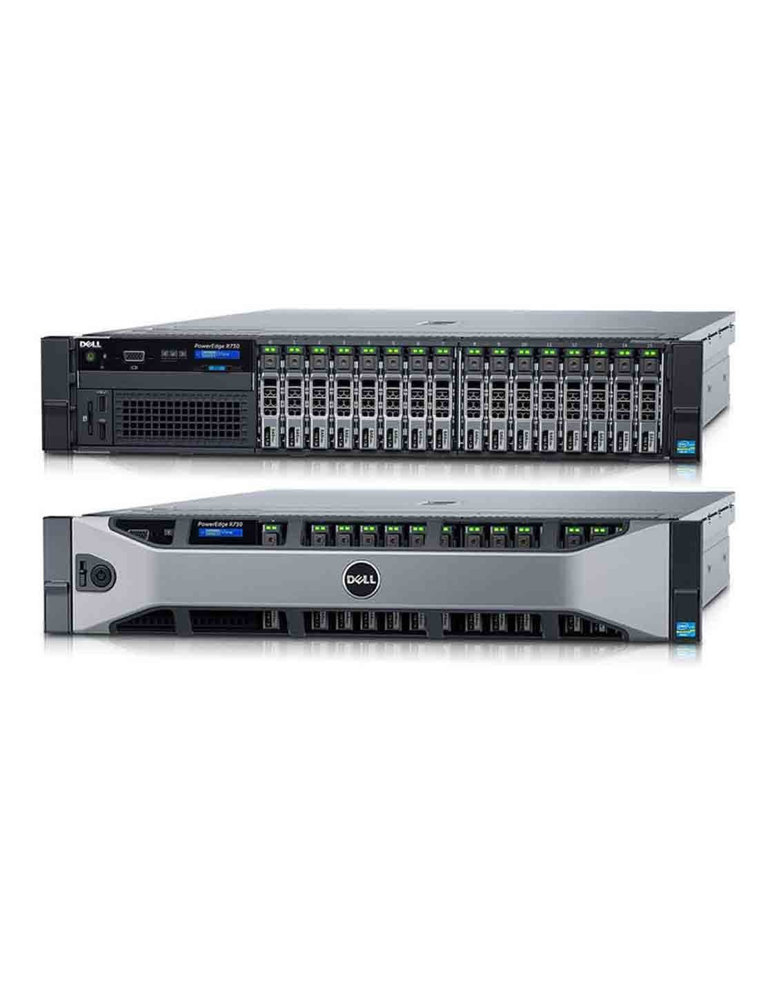 PowerEdge R730 Rack Server with best deal options in Dubai UAE
