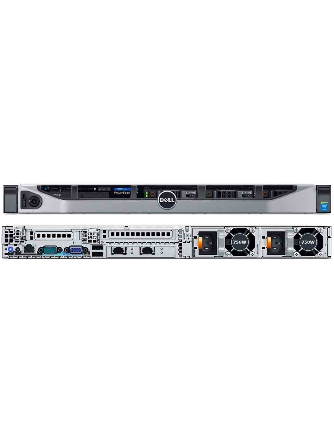 Dell PowerEdge R630 Rack Server delivers versatile performace.