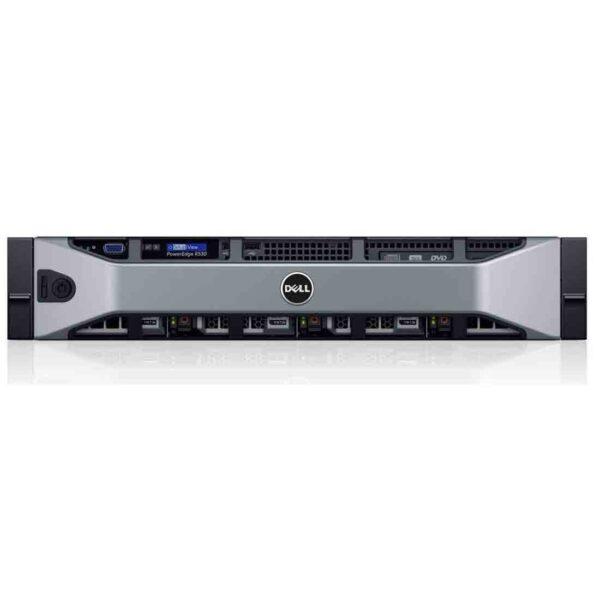 Dell PowerEdge R530 Rack Server E5-2620v4 delivers peak performance.