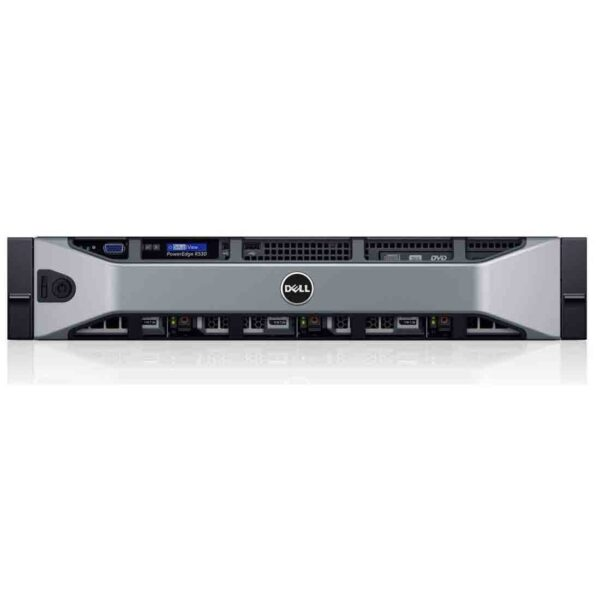 Dell PowerEdge R530 Rack Server with best deal options - cheap price and free delivery in Dubai, UAE