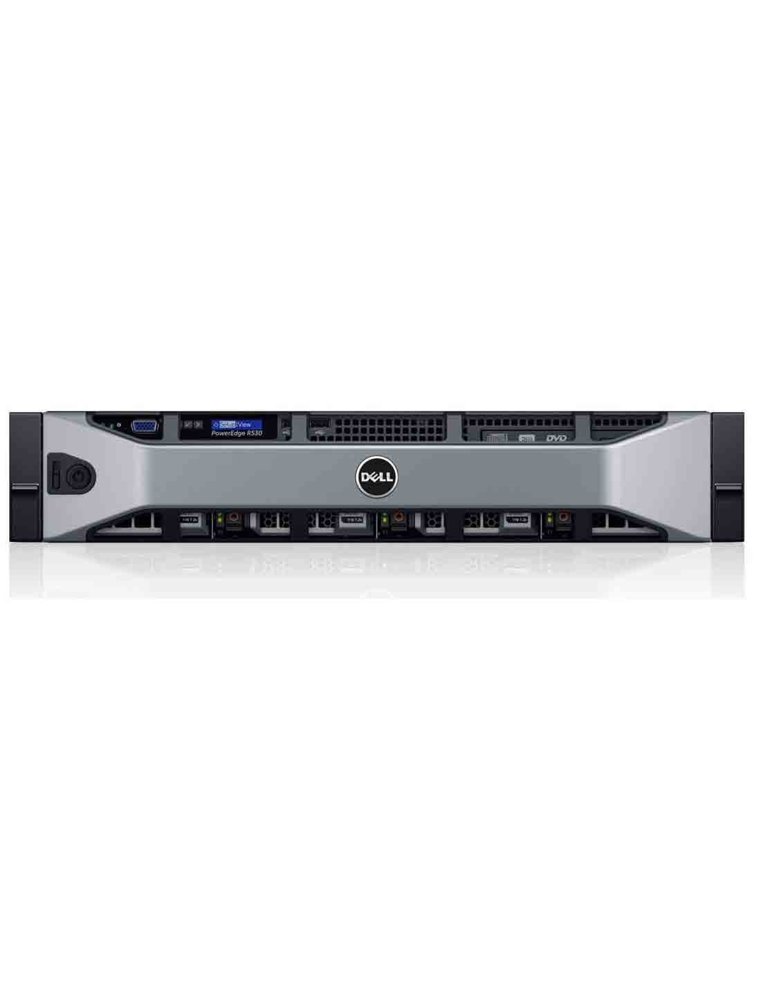 Dell PowerEdge R530 Rack Server Intel Xeon E5-2650v3 is ideal for small business.