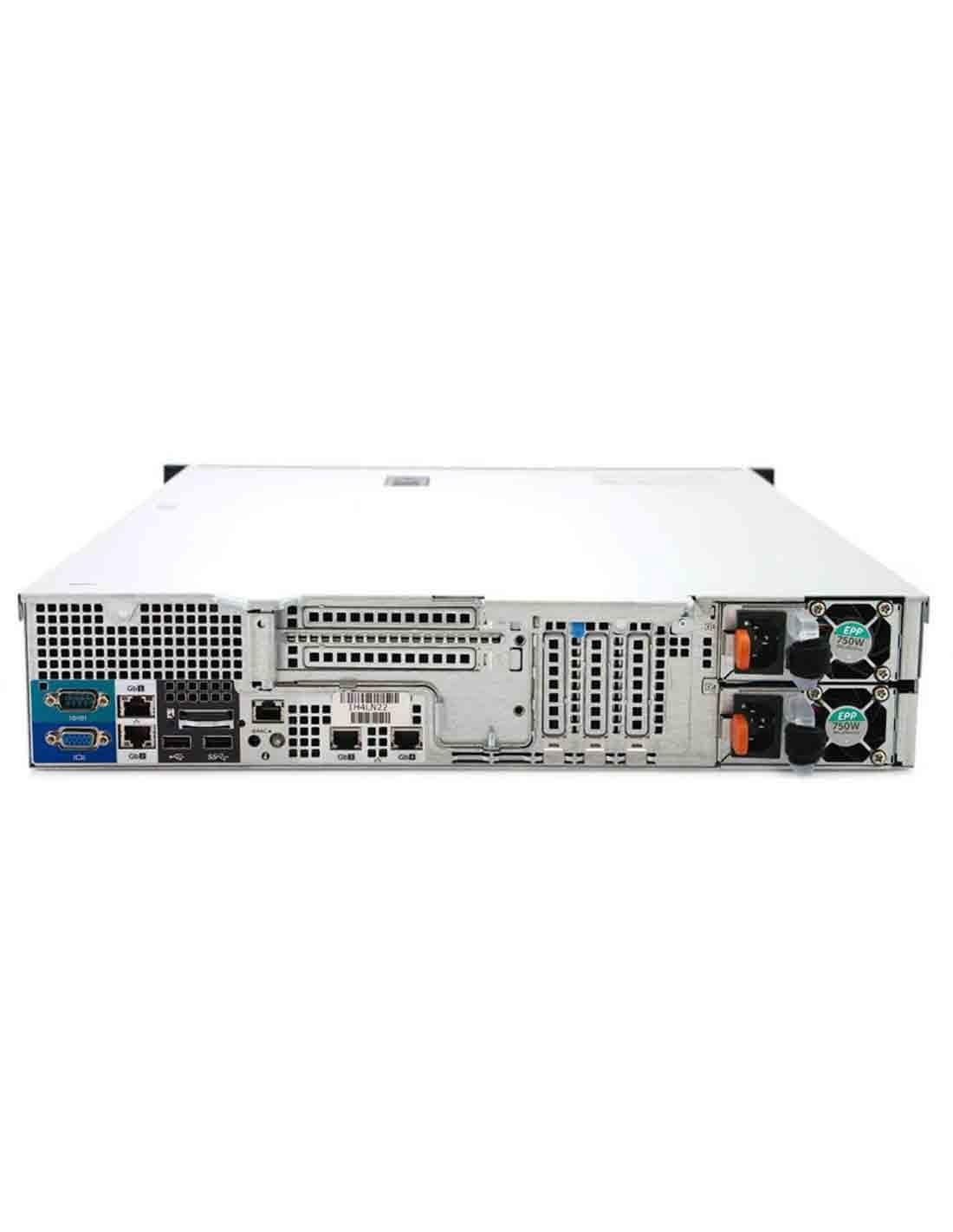 Dell PowerEdge R530 Rack Server Intel Xeon E5-2620v3 delivers high performance