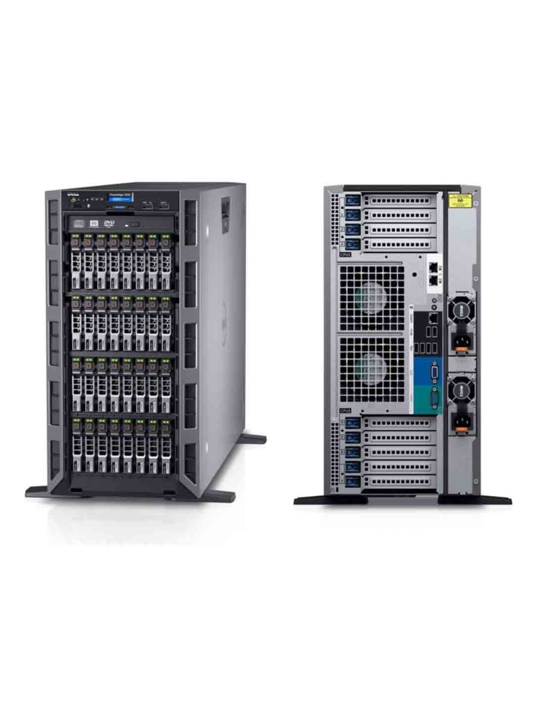 Dell PowerEdge T630 Tower Server delivers peak performance