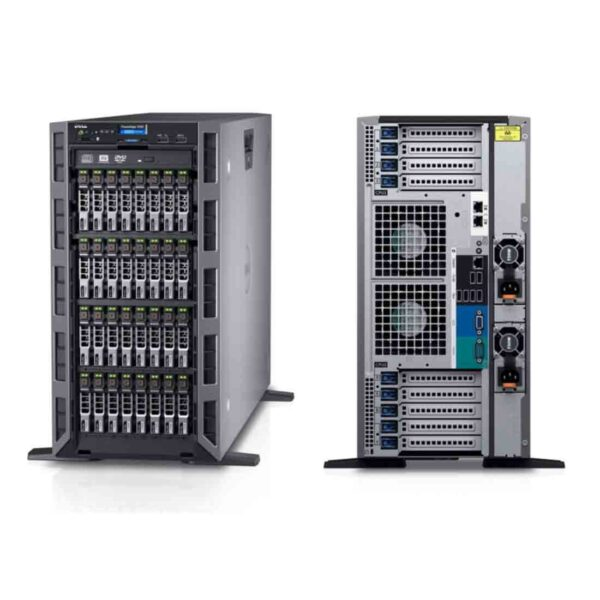Dell PowerEdge T630 Tower Server is powerful, efficient, versatile and designed for the future