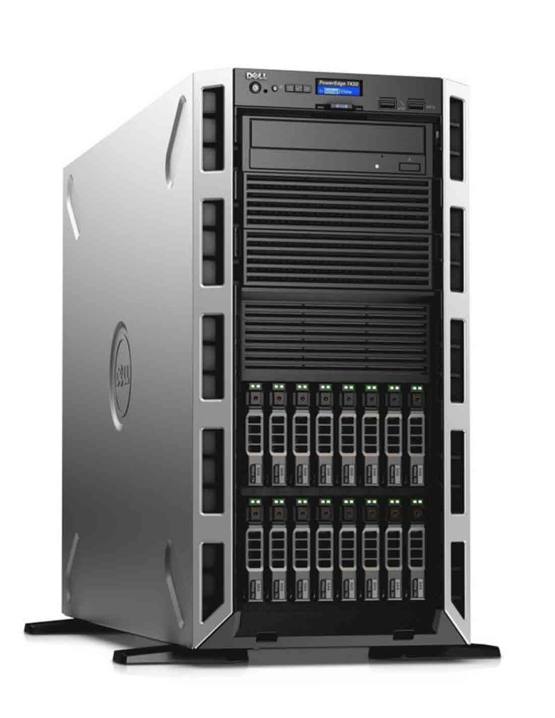 Dell PowerEdge T430 Tower Server Intel Xeon E5-2650v3 Buy Online at a Cheap Price in Dubai