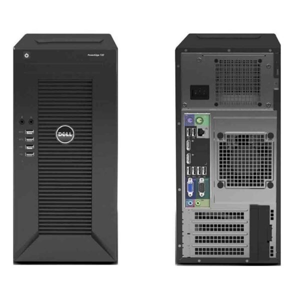 Dell PowerEdge T30 Mini-Tower Server Intel Xeon E3-1220 v5 with best deal options in the Middle East