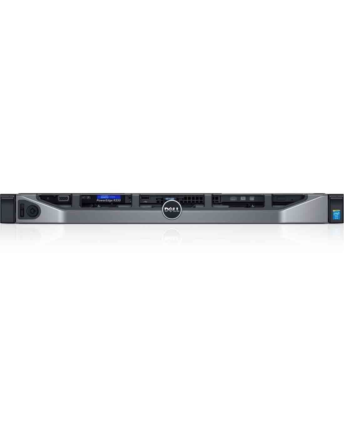 Dell PowerEdge R330 E3-1220v5 Rack Server at a Cheap Price in the Middle East
