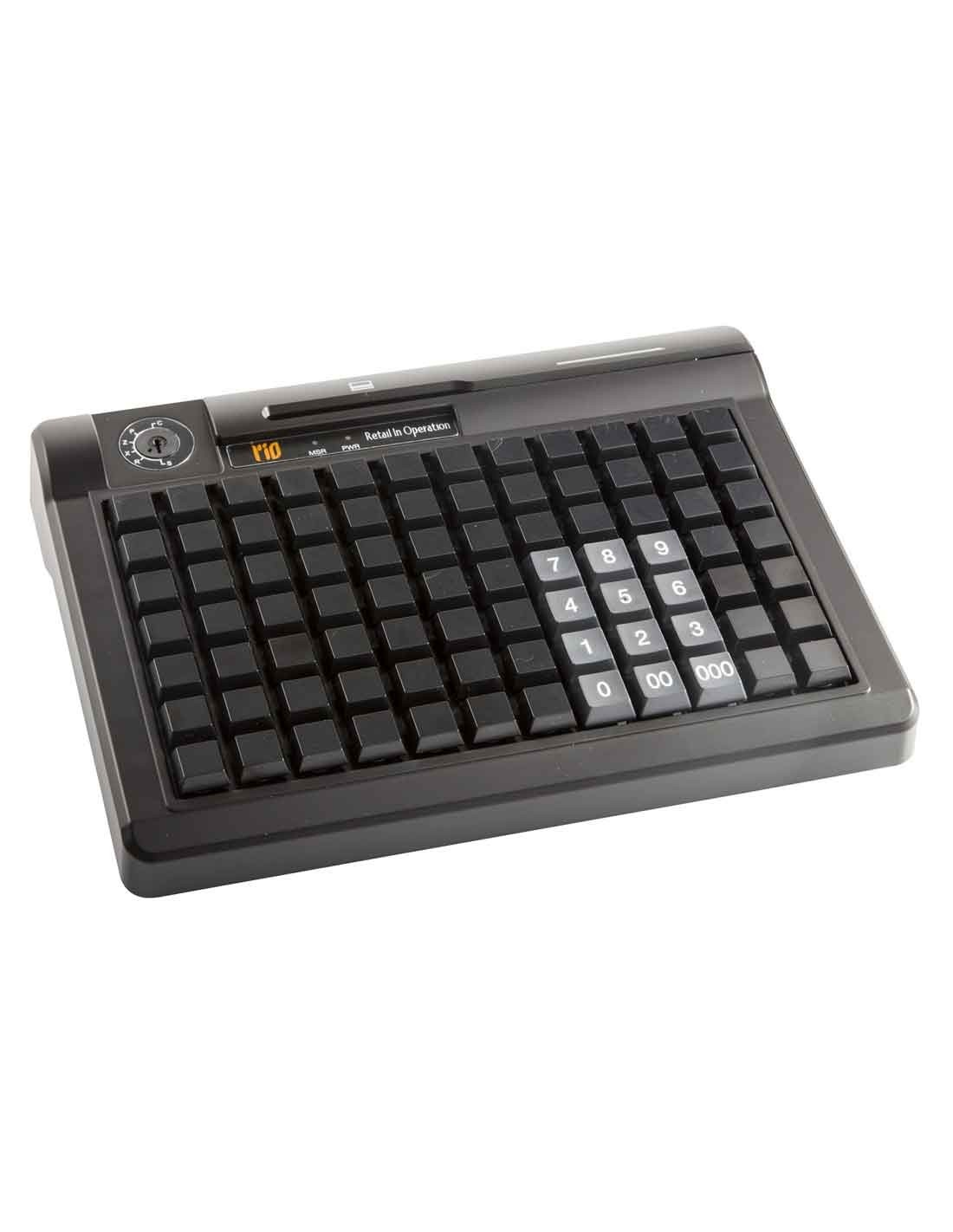 RIO 304 POS Programmable Keyboard at a Cheap Price in Dubai Online Store