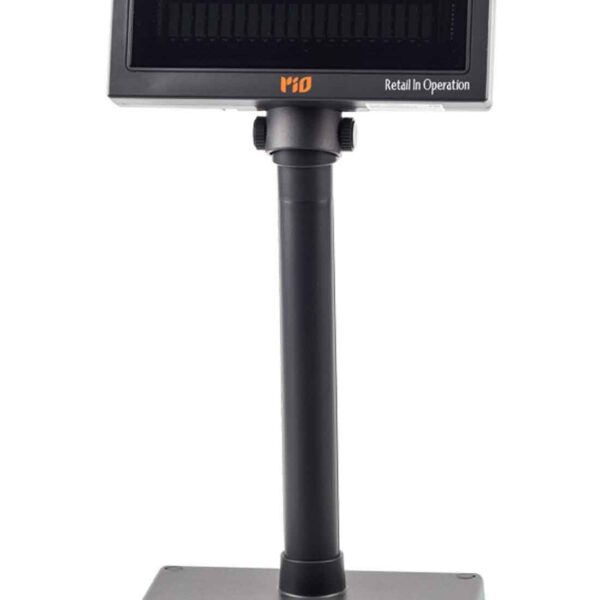 RIO RPD-200 Customer Pole (VFD) Display at an Affordable Price in Dubai Online Shop for POS System