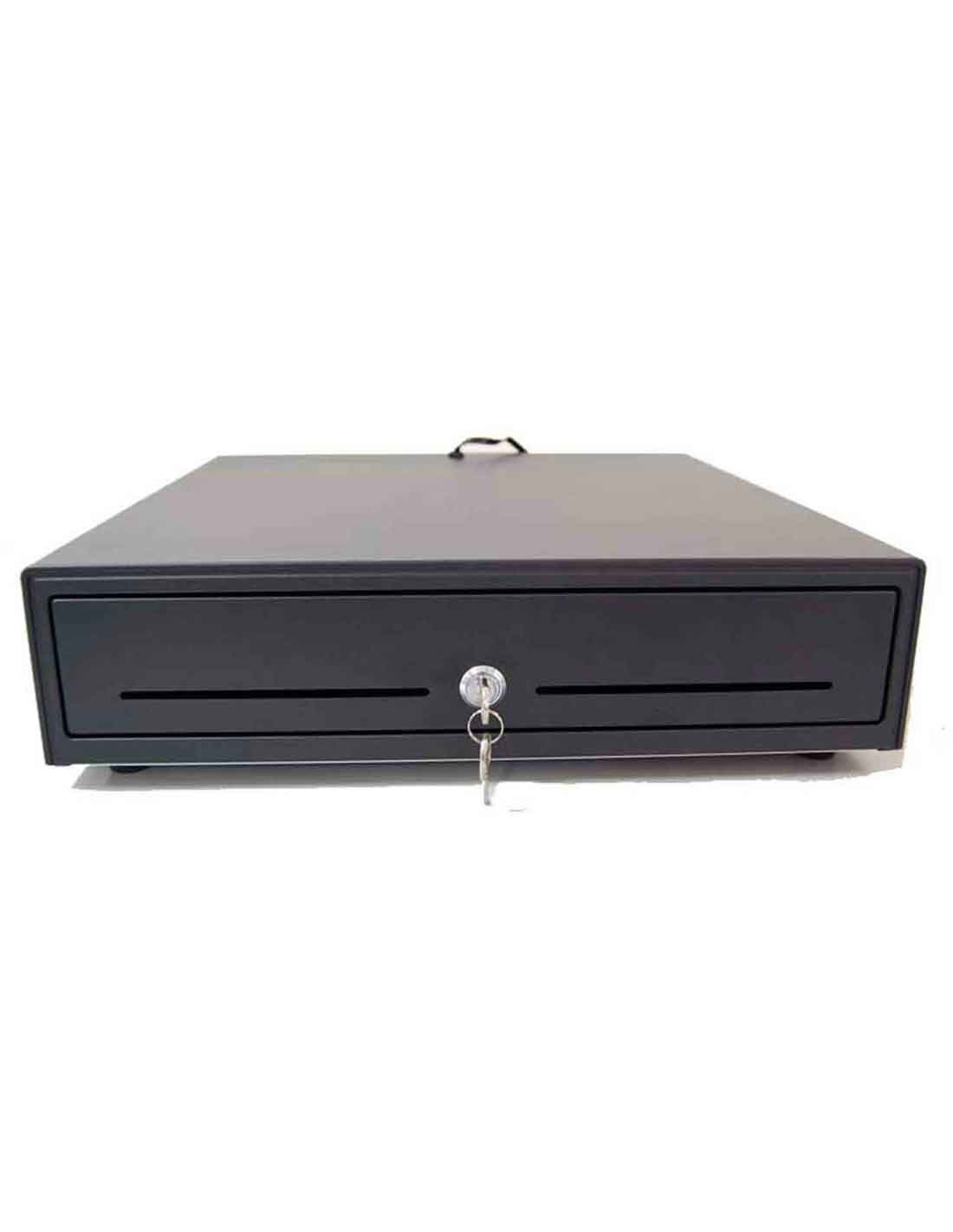 Pozone PCD 4141 Black Cash Drawer at a cheap price in Dubai