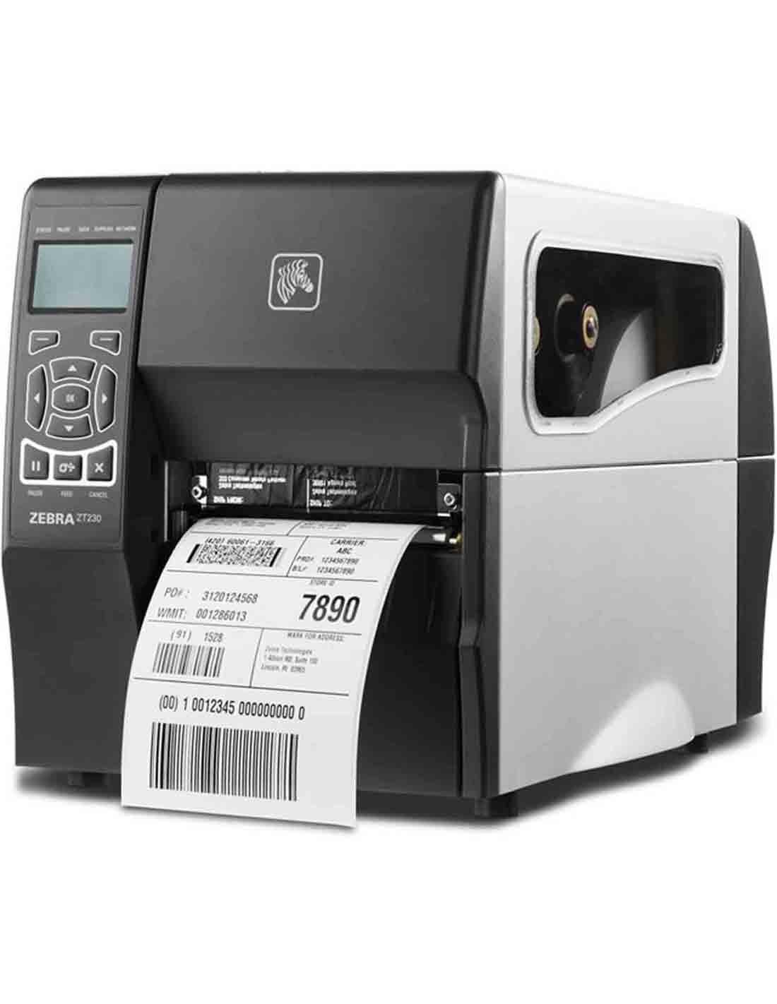 Zebra ZT23042-T0E000FZ Barcode Printer in Dubai Online Store