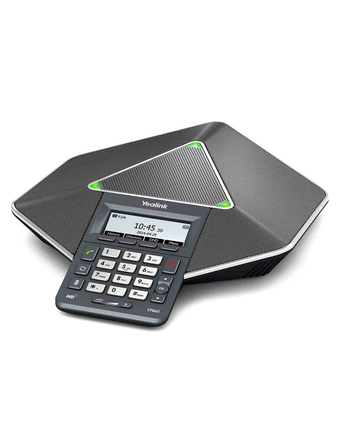 Yealink CP860 IP Conference Phone Buy Online at a Cheap Price in Dubai UAE