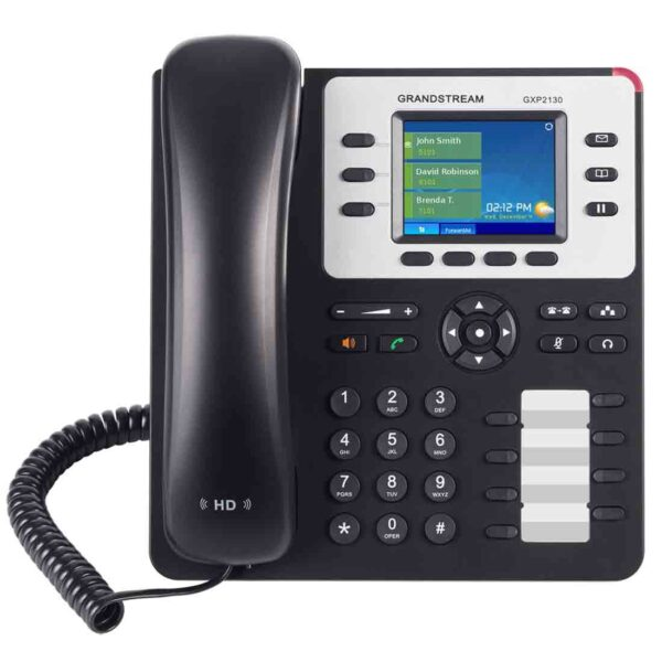 Grandstream GXP2130 High-End IP Phone at a cheap price and free delivery in Dubai