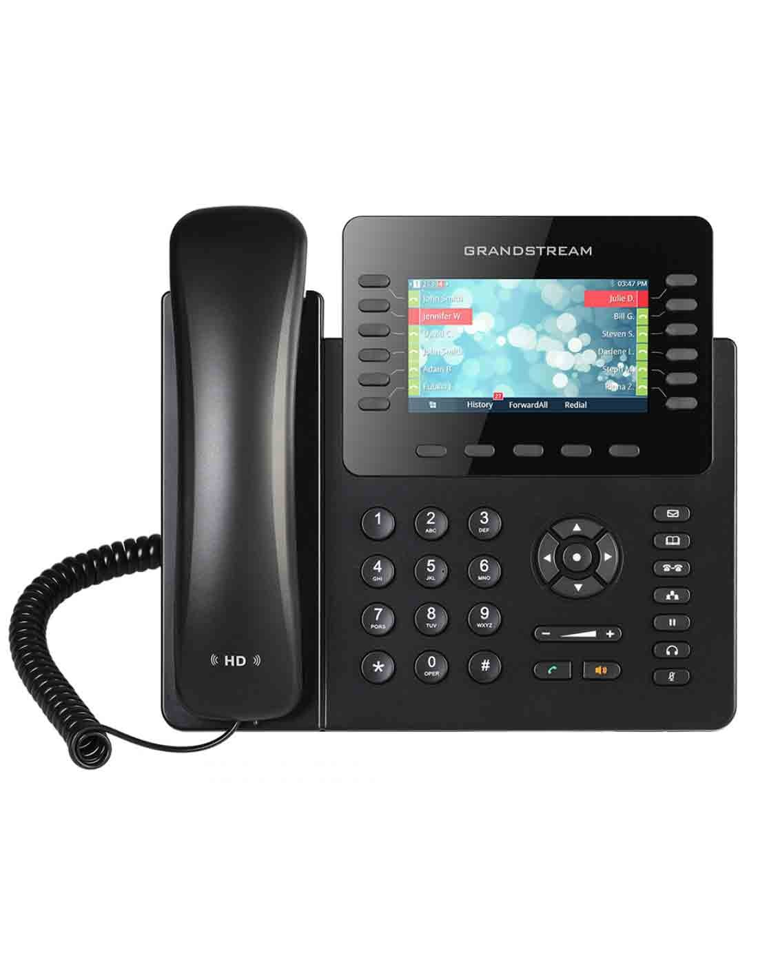 Grandstream GXP2170 High-End IP Phone at a cheap price and free delivery in Dubai