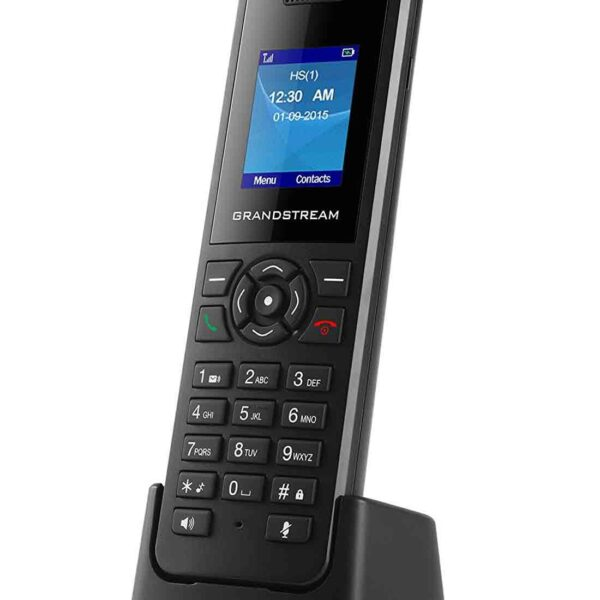 Grandstream DP720 DECT Cordless HD Handset at a cheap price and free delivery in Dubai