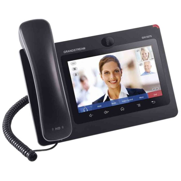 Grandstream GXV3275 IP Video Phone for Android at a cheap price and free delivery in Dubai