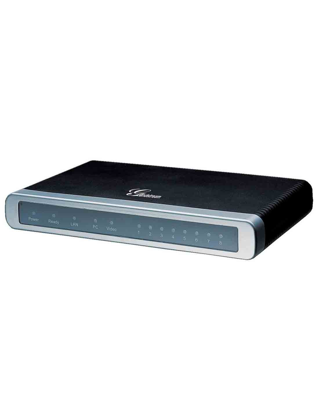 Grandstream GXW4008 8 Port FXS Gateway at a cheap price and free delivery in Dubai