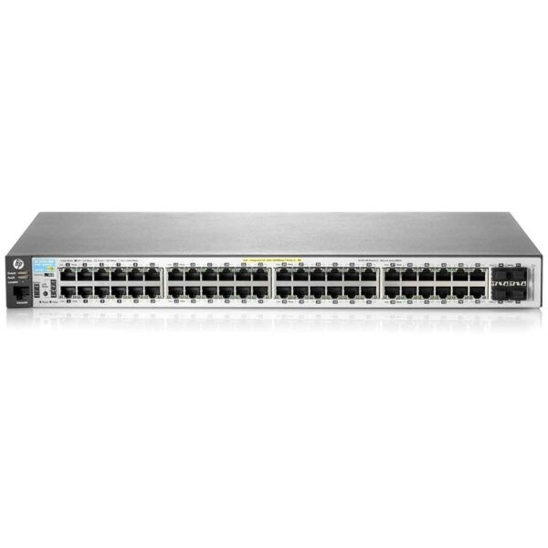Aruba 2530 48 PoE+ Switch J9778A at a cheap price and free delivery in Dubai