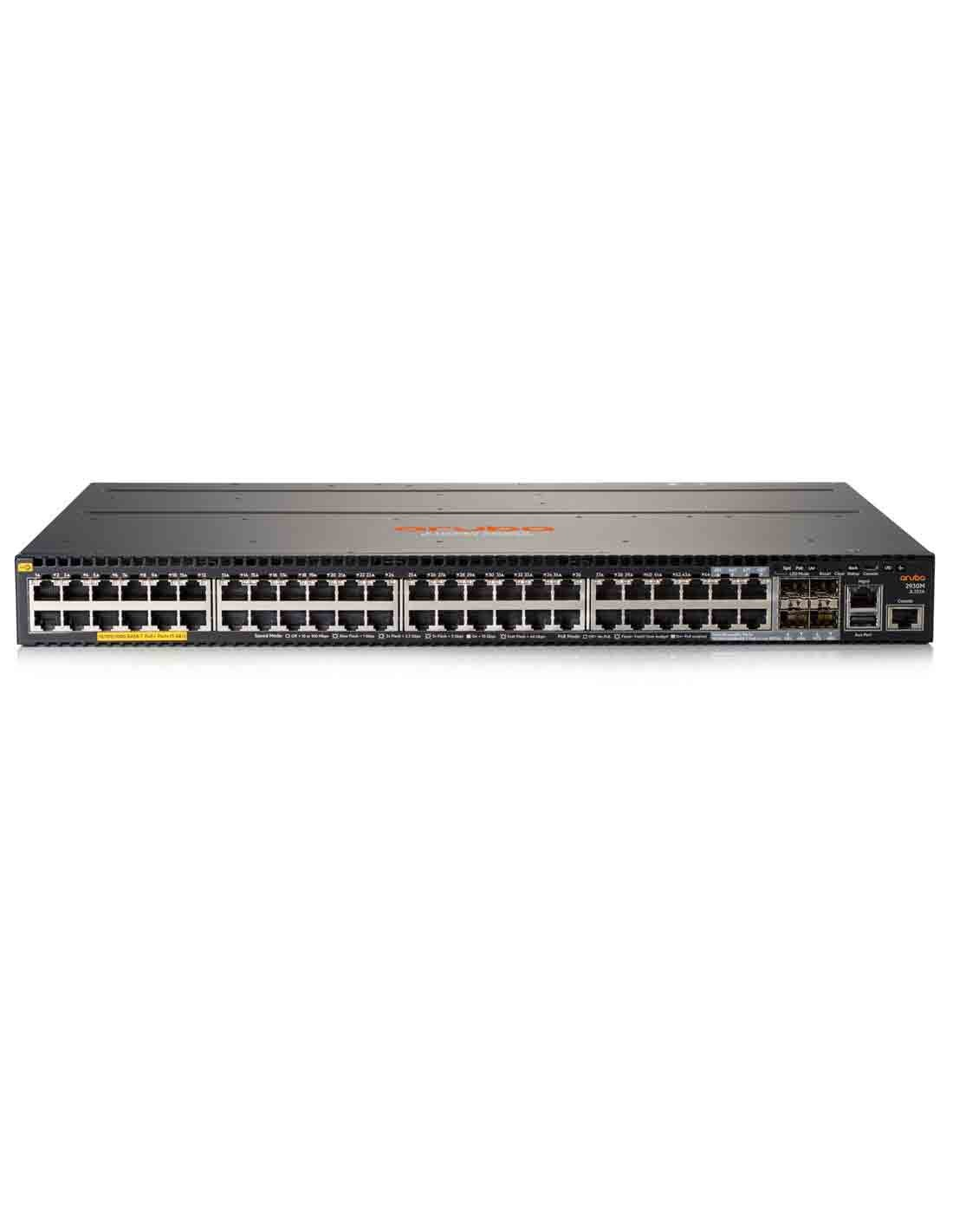 Aruba 2930M 48G PoE+ 1-slot Switch JL322A at a cheap price and free delivery in Dubai