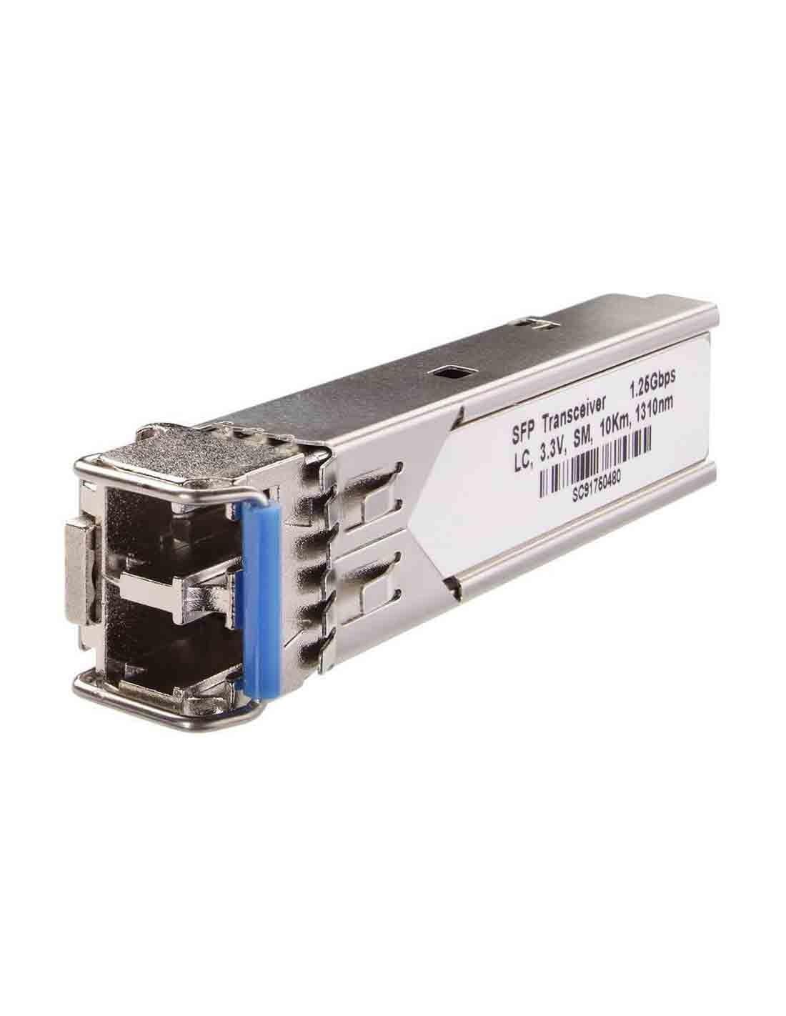 HPE X132 10G SFP+ LC LR Transceiver J9151A images