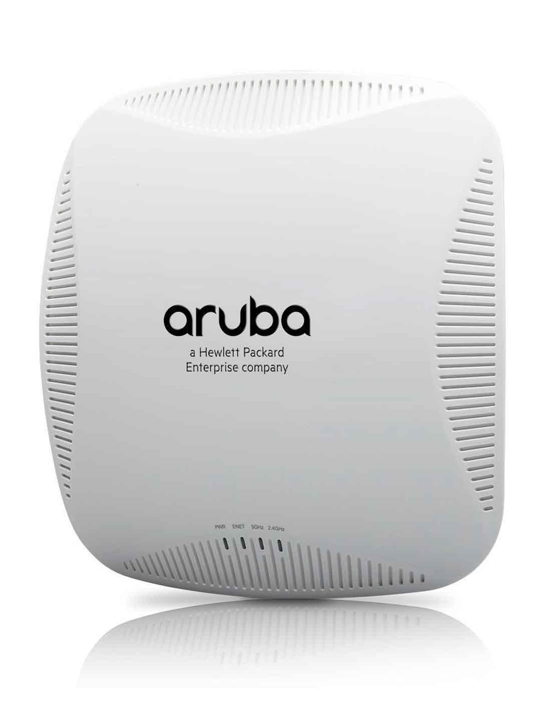 Aruba IAP-215 (RW) Wireless Access Point (JW228A) Dubai Online Store