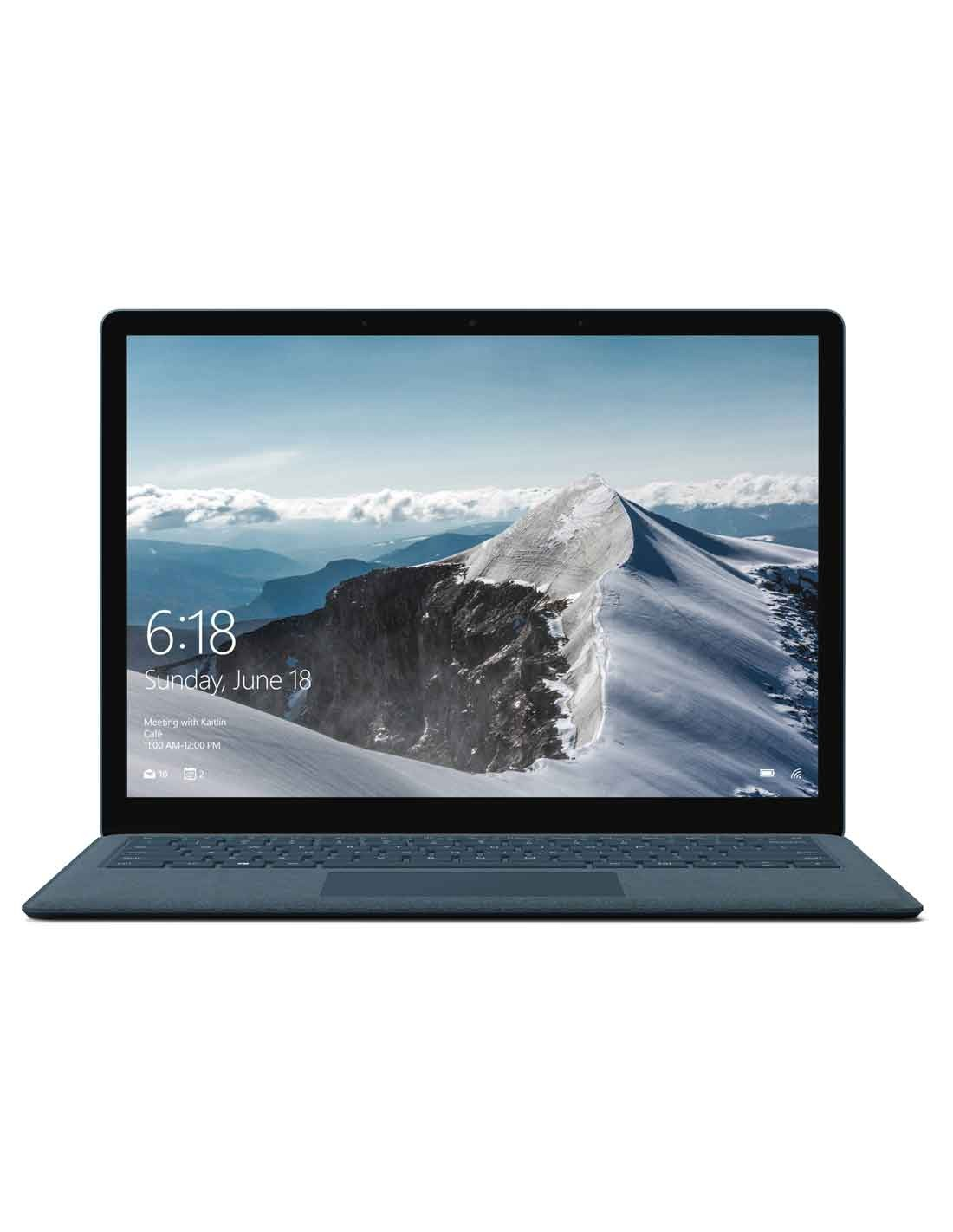 Microsoft Surface Laptop Cobalt Blue at the cheapest price and free delivery in Dubai