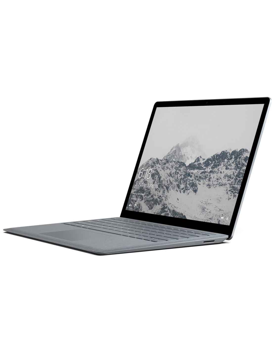 Microsoft Surface Laptop Platinum at a cheap price and free delivery in Dubai