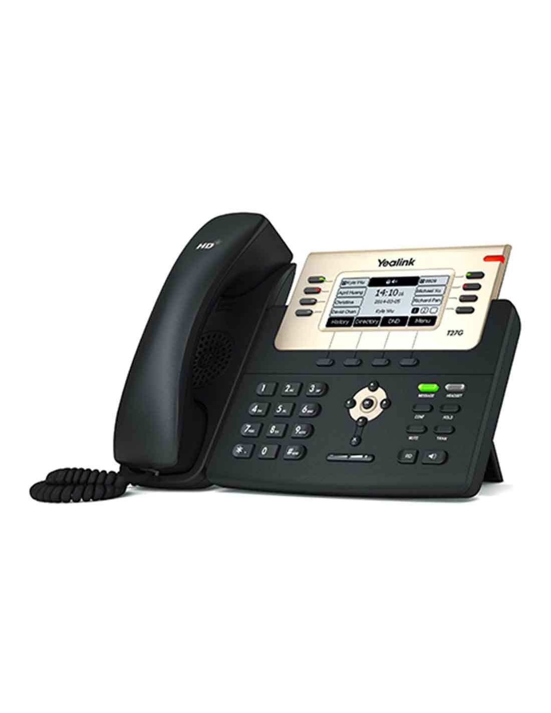 Yealink SIP-T27G IP Phone at a cheap price and free delivery in Dubai