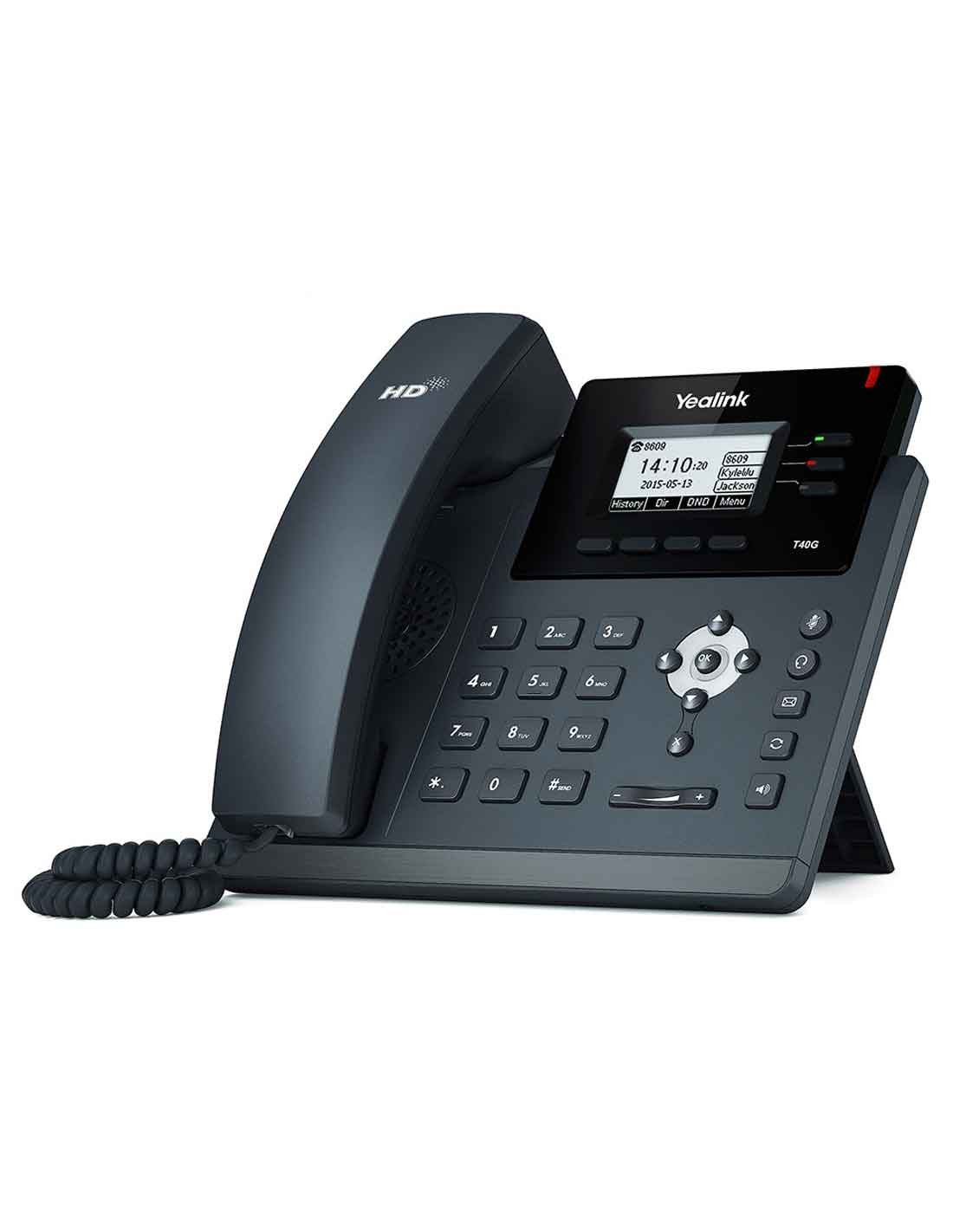 Yealink SIP-T40G IP Phone at a cheap price and free delivery in Dubai