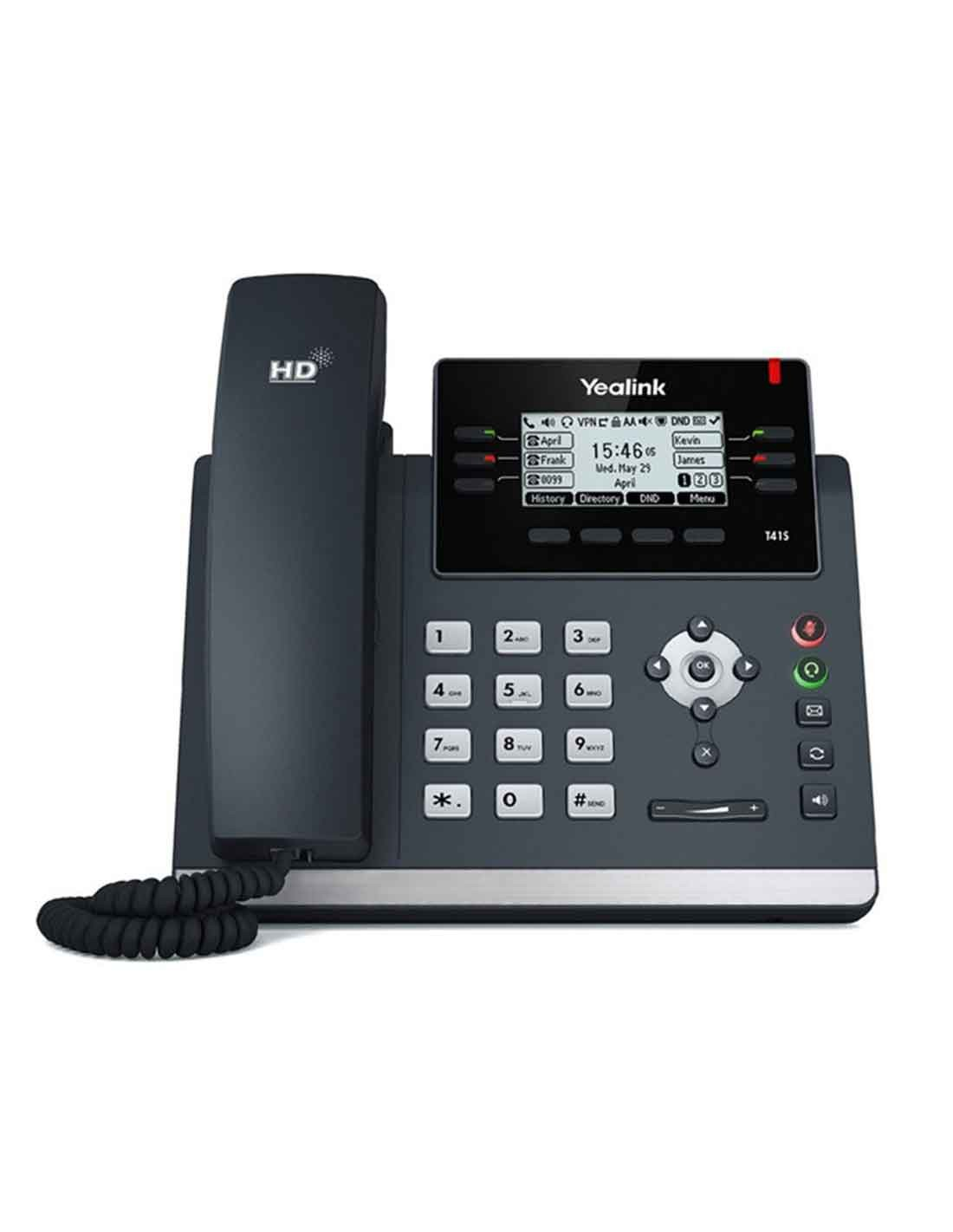 Yealink SIP-T41S IP Phone at a cheap price and free delivery in Dubai