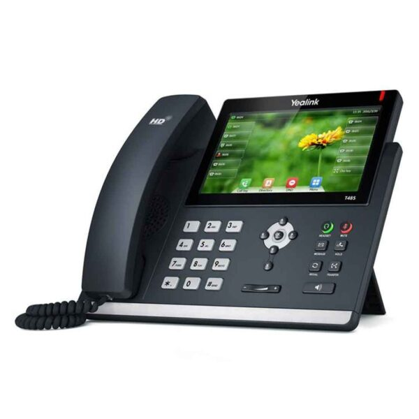 Yealink SIP-T48S IP Phone at a cheap price and free delivery in Dubai
