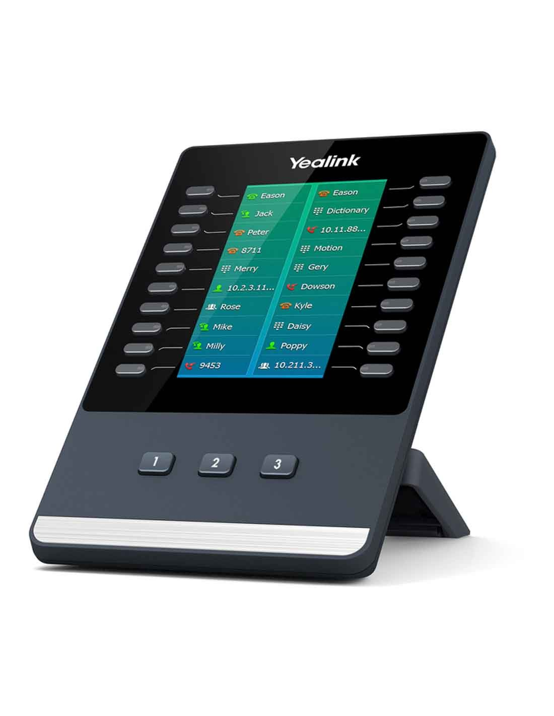 Yealink EXP50 Expansion Module at a cheap price and free delivery in Dubai