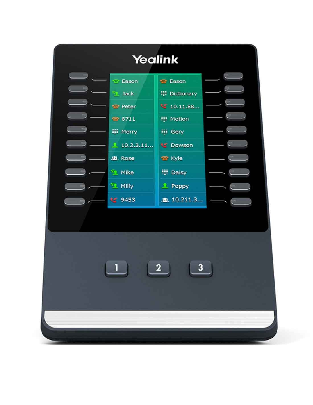 Yealink EXP50 Expansion Module Dubai Online Store