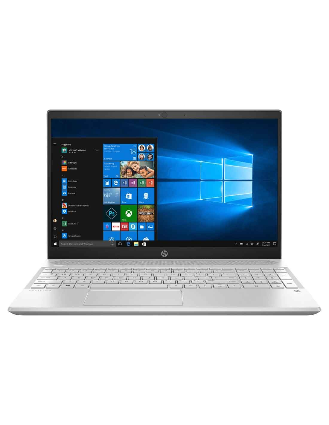 HP Pavilion 15-ck003ne notebook with best deal options - a cheap price and free delivery in Dubai