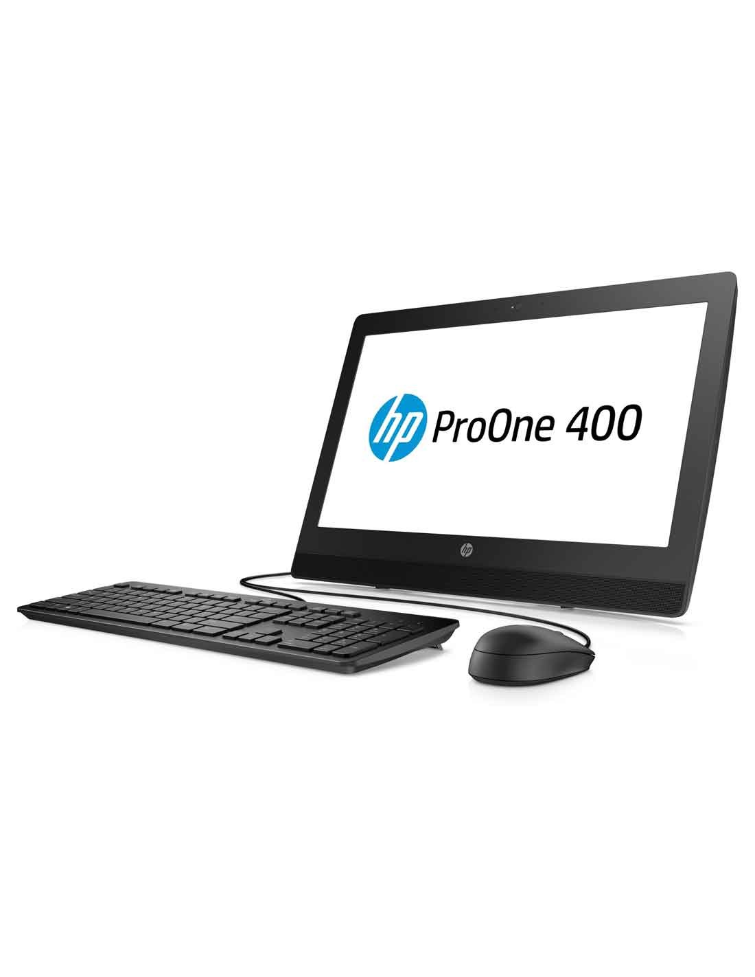 HP ProOne 400 G3 All-in-One Intel Core i5 4GB memory at the cheapest price in Dubai